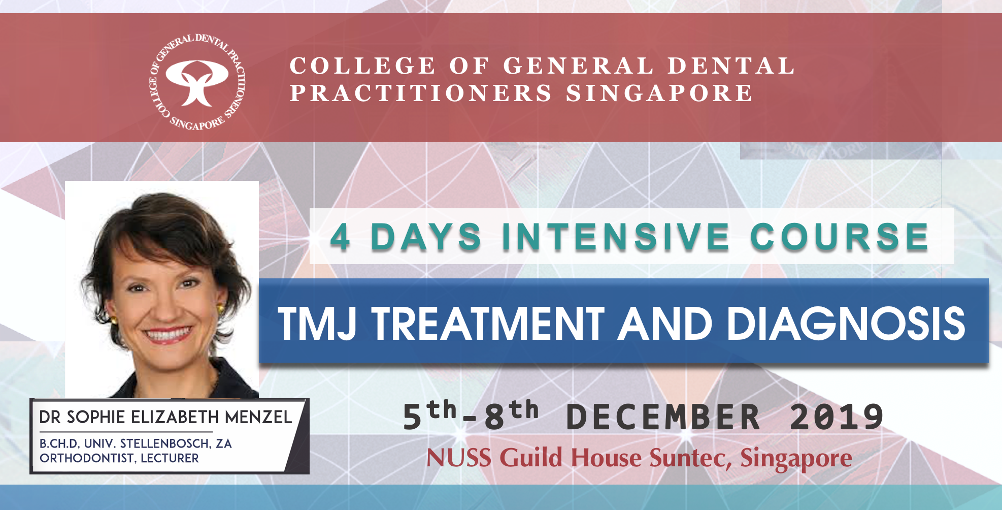 TMJ Treatment and Diagnosis - 4 Days Intensive Course
