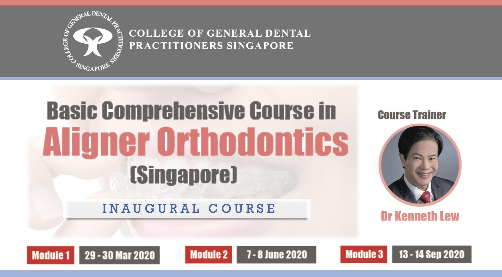 Basic Comprehensive Course in Aligner Orthodontics